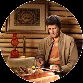 Seyyed Ali Fakhari (سید علی فخاری)